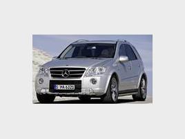 Mercedes klasa ML